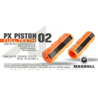 Pistone PX Tutti I Denti In Metallo