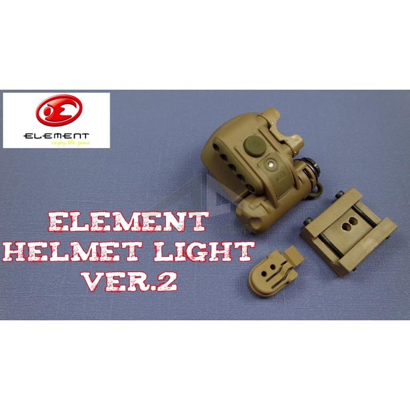 EX 029 Luce Da Elmetto Gen II