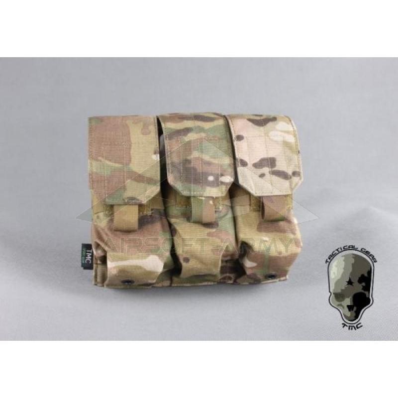 Tasca Portacaricatore Tripla M4/M16