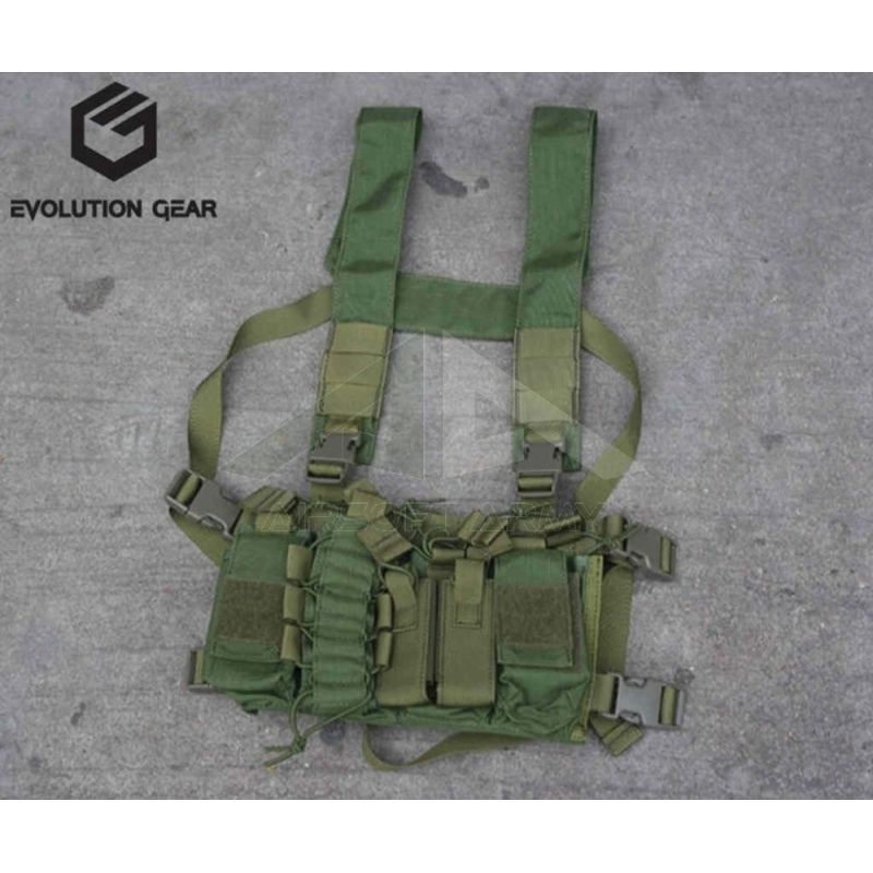 D3 Chest rig