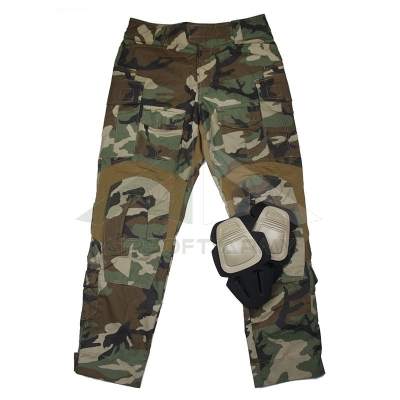 TMC G3 Combat Pant ( Woodland )