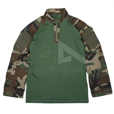 Woodland Combat Shirt Drifire Style