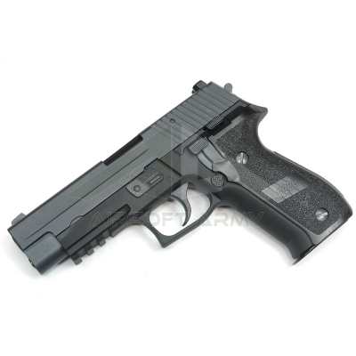 Replica Pistola P226 MK25 Navy Seals Gas
