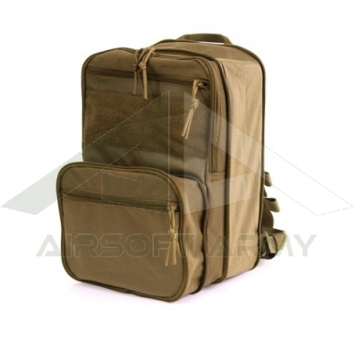 Flat Back Pack Regolabile