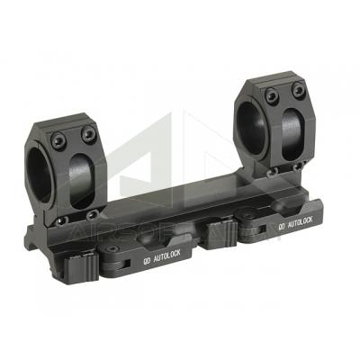 Supporto Ottica 25-30mm QD