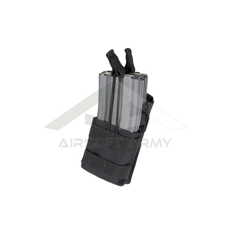 Tasca Porta 4 Caricatori Estrazione Rapida MA42