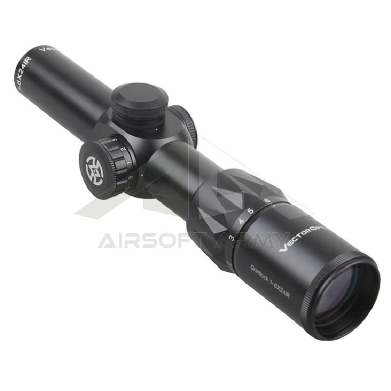 Ottica Modello Short Dot 1-6x24 IR