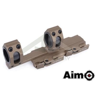 Supporto Ottica Esteso 25.4mm/30mm