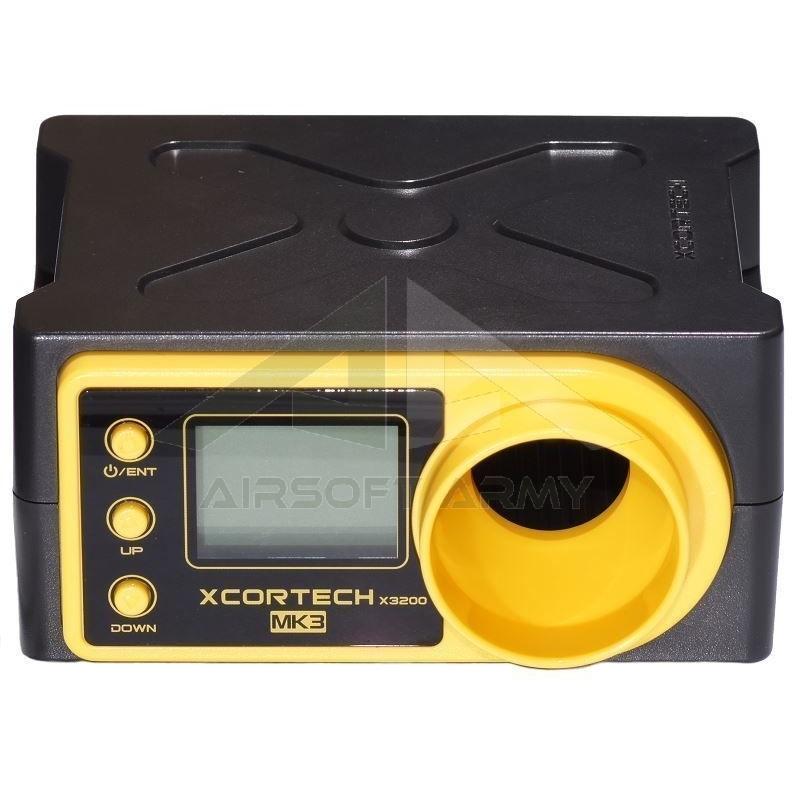 Cronografo X3200 MK3
