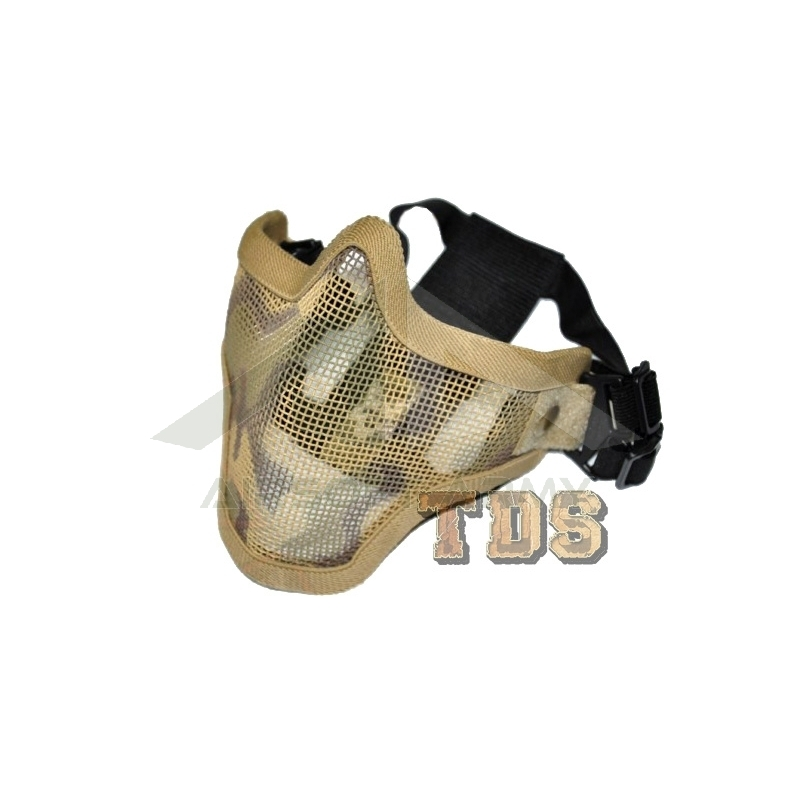 Sabor tooth net mask