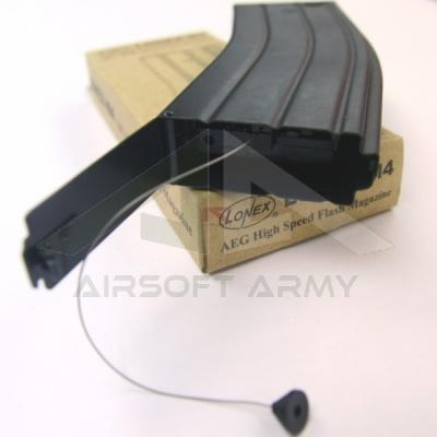 Caricatore Maggiorato Flash Per M4