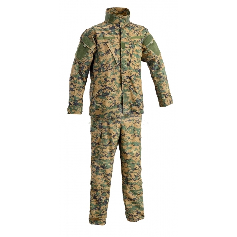 Army Combat Uniform Polycotton Rip-Stop