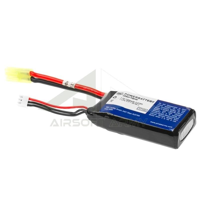 Batteria Lipo 7.4v 1300mah PEQ