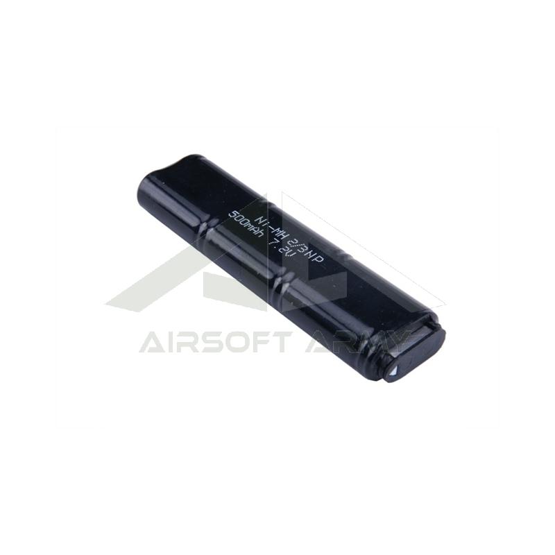 Batteria Ni-Mh 7.2v 500mah Per AEP Cyma