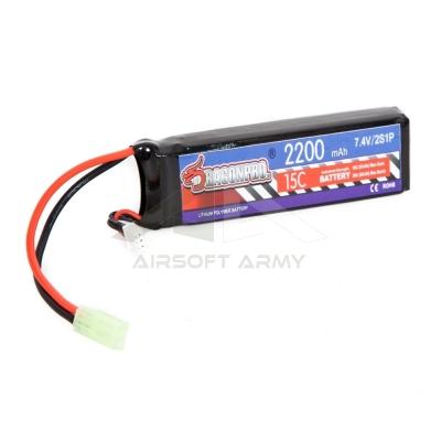 Batteria Lipo 7.4v 2200mah 15c