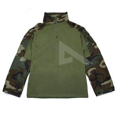 TMC G3 Combat Shirt ( Woodland )